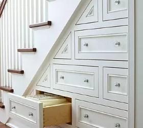 Beyond Under Stairs Storage Design Ideas Wine Rack