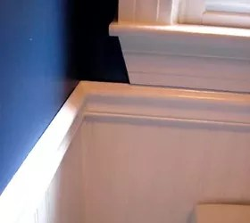 Beadboard Wallpaper | Hometalk