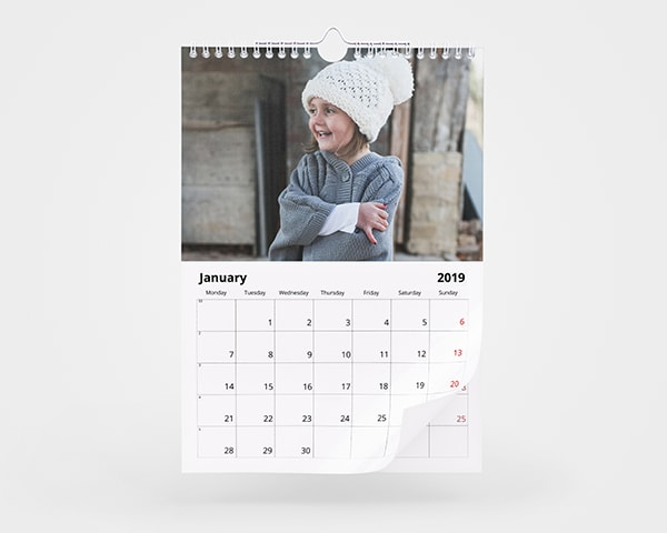 Personalised Calendars 2019 » Now 50 Off Photo Calendars