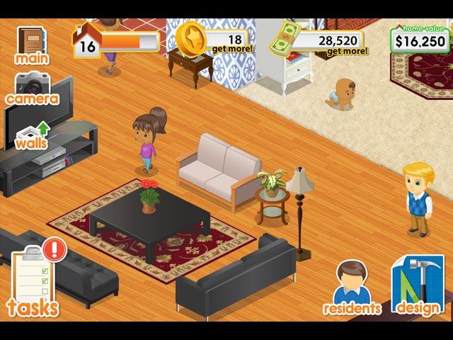 Design This Home u003e iPad, iPhone, Android, Mac \ PC Game Big Fish - home design game