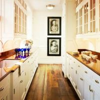 Two Wall Kitchen Layout | www.pixshark.com - Images ...