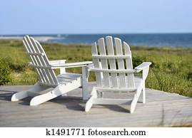 Adirondack Chair Stock Photos And Images 3049 Adirondack