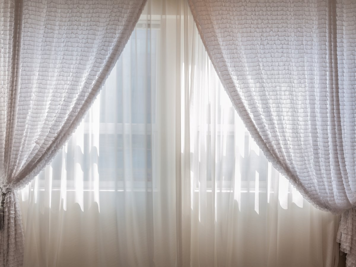 Curtain For Double Window Your Guide To Curtains And Window Treatments