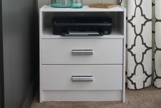 Ikea Home Planner Printer Stand | 10 Ikea Hacks You Can Do In A Weekend