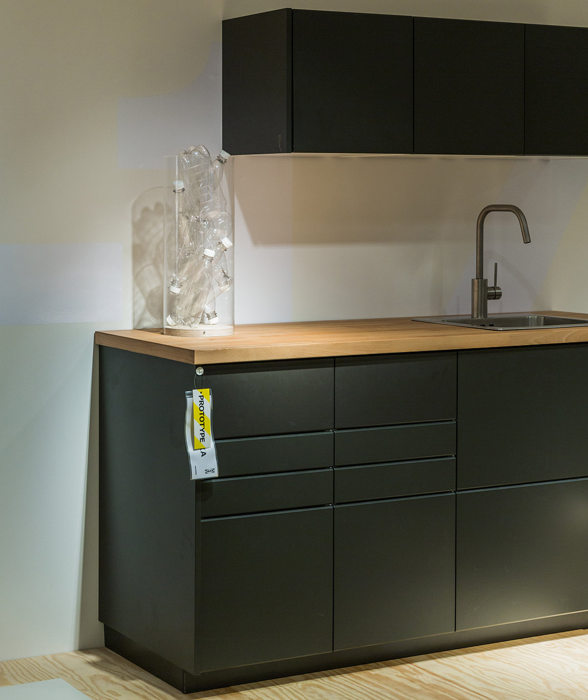 Ikea Küchen Kungsbacka Ikea Is Turning Recycled Bottles Into Kitchen Cabinets
