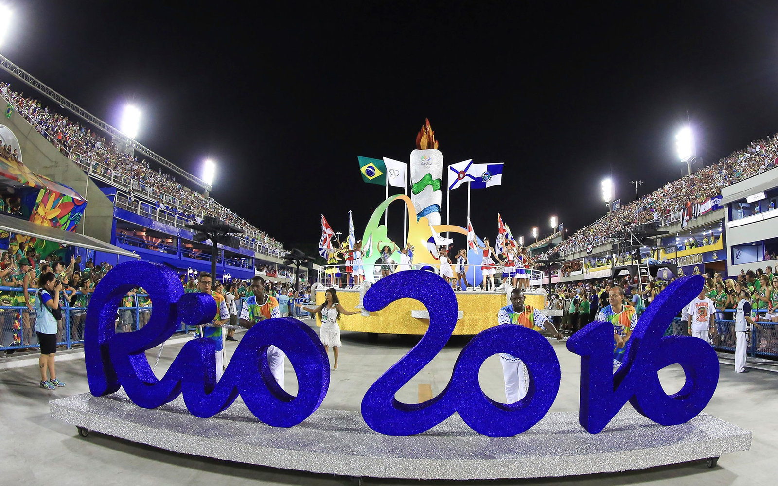 Rio Olympic How To Attend The 2016 Olympics Travel Leisure