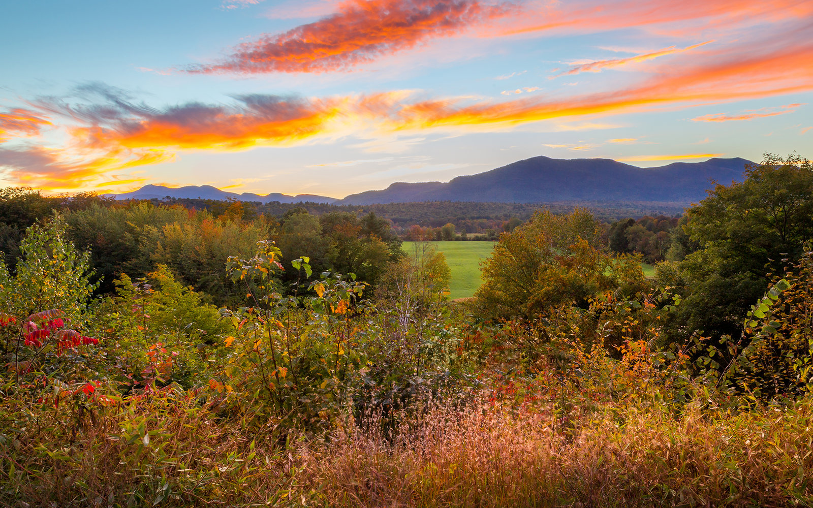 New Hampshire Fall Foliage Wallpaper The Best Places To See Fall Foliage In New Hampshire