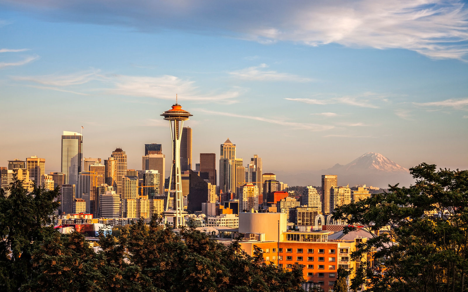 Picture Perfect Three Days In Seattle What To See And Do Travel Leisure