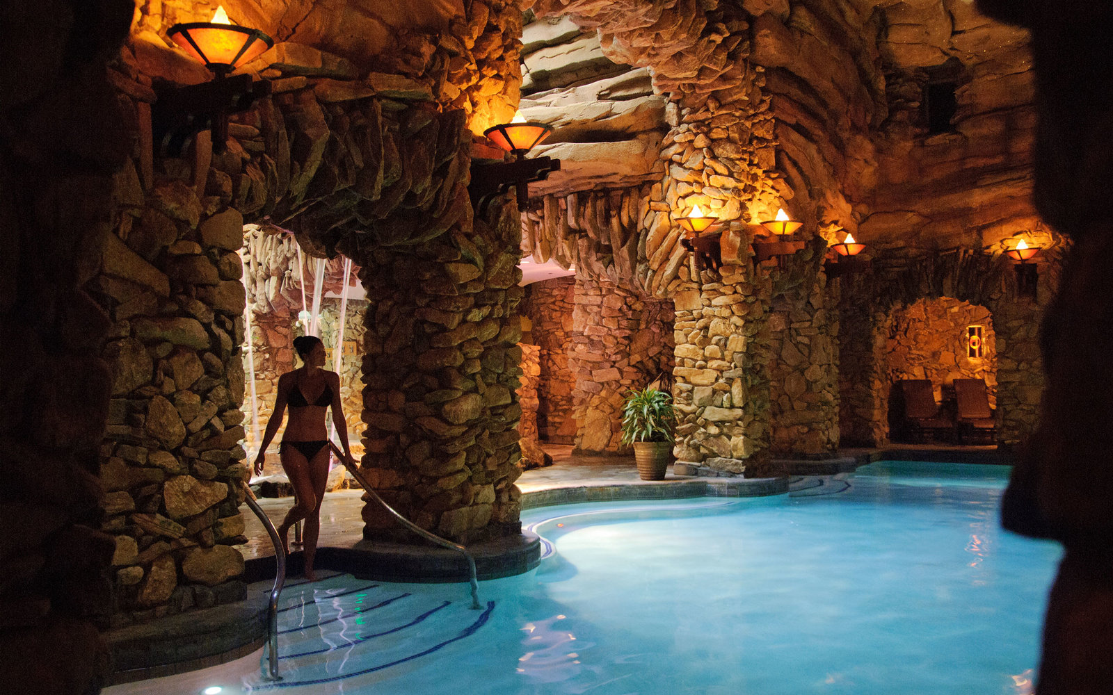 Romantic Pool Ideas Romantic Getaways In Every State Travel Leisure