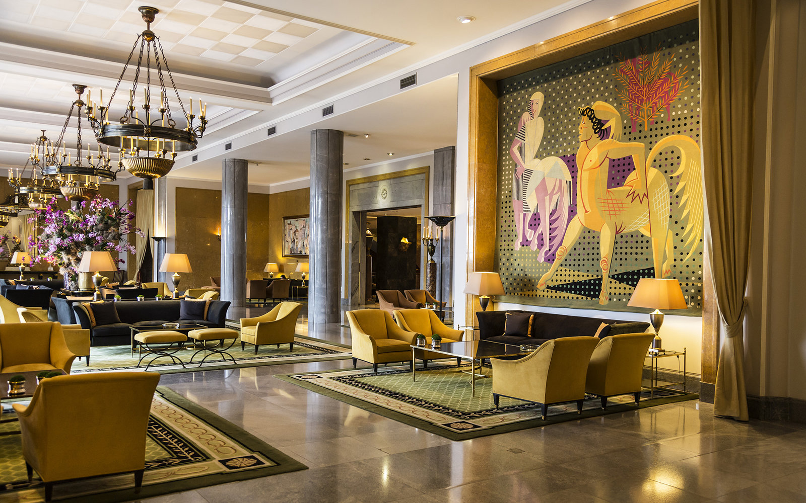 Hotel Tivoli De Lisboa Four Seasons Hotel Ritz Lisbon | Travel + Leisure