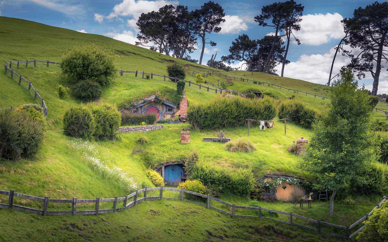 Classic Fall Wallpaper Lord Of The Rings Comes To Life For New Zealand Tourists
