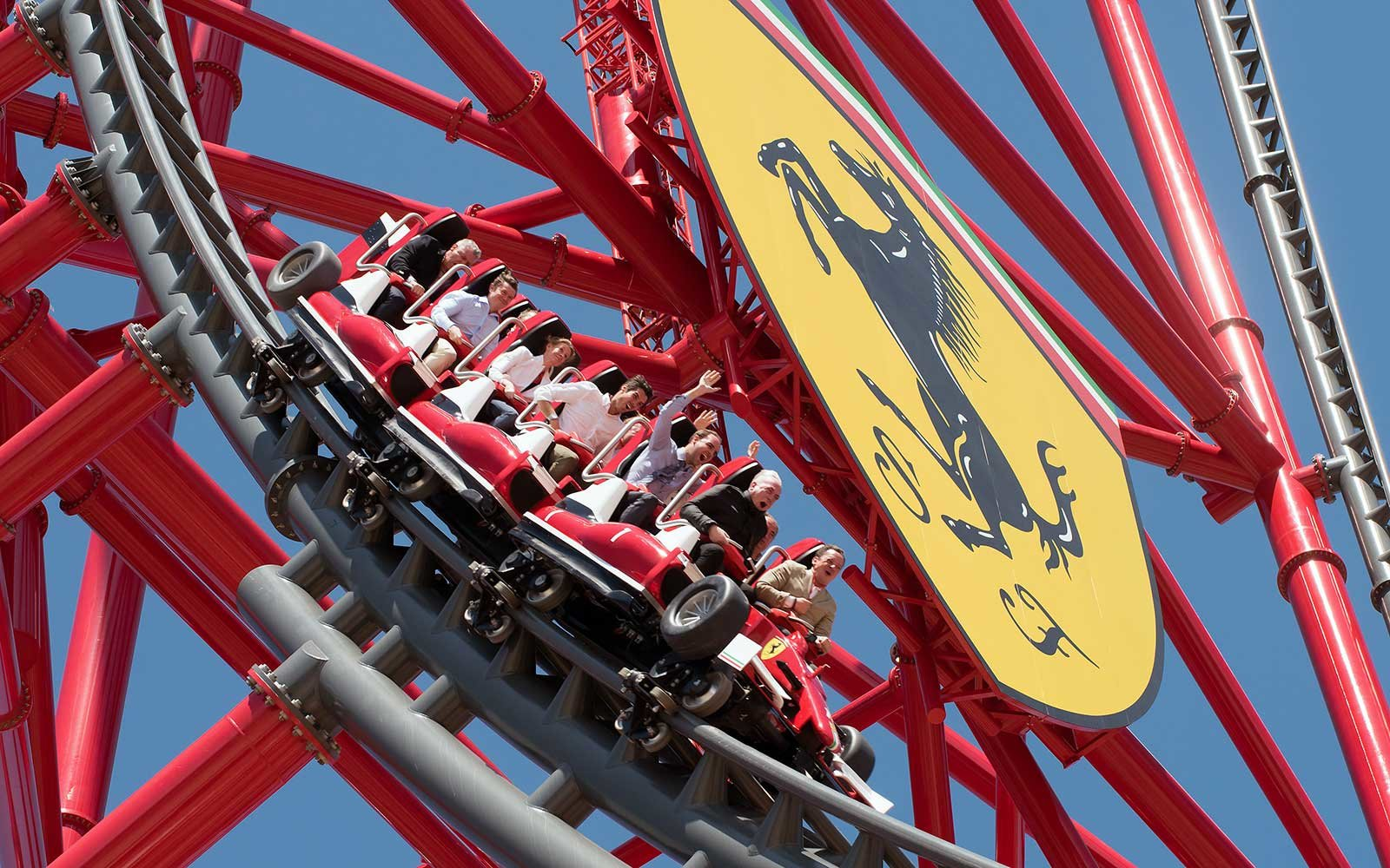 Free Fall Halloween Wallpaper The 38 Fastest Scariest And Best Theme Park Rides Opening