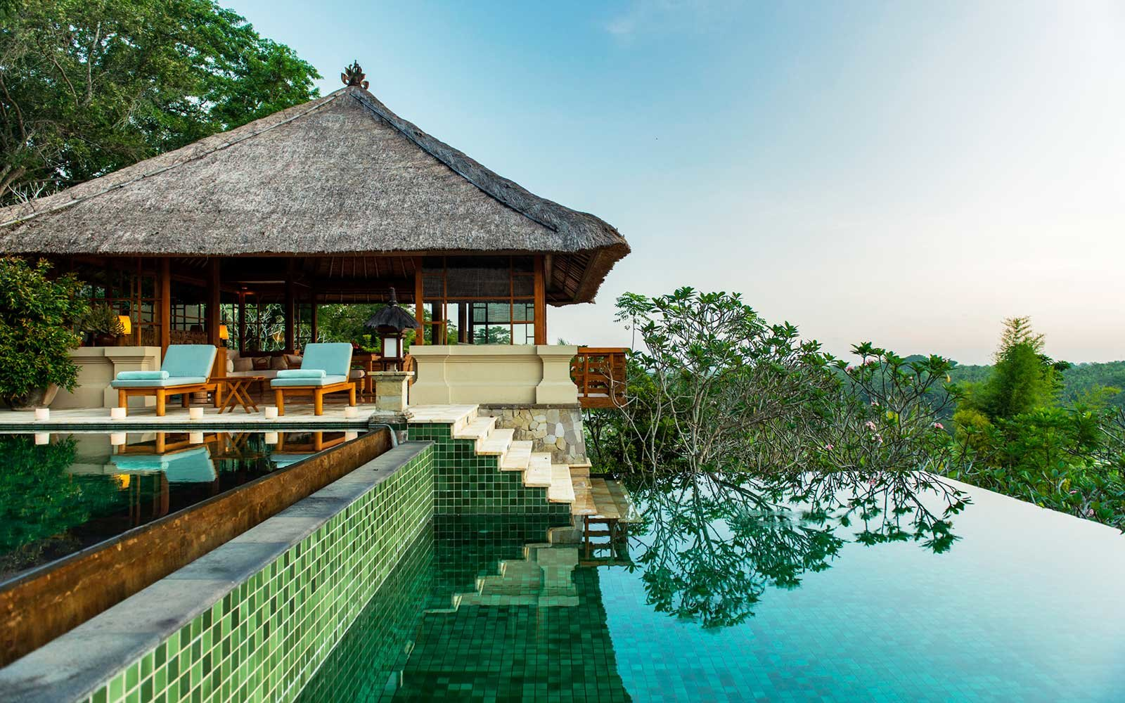 Bungalow L Form The 2017 World's Best Resort Hotels In Indonesia | Travel