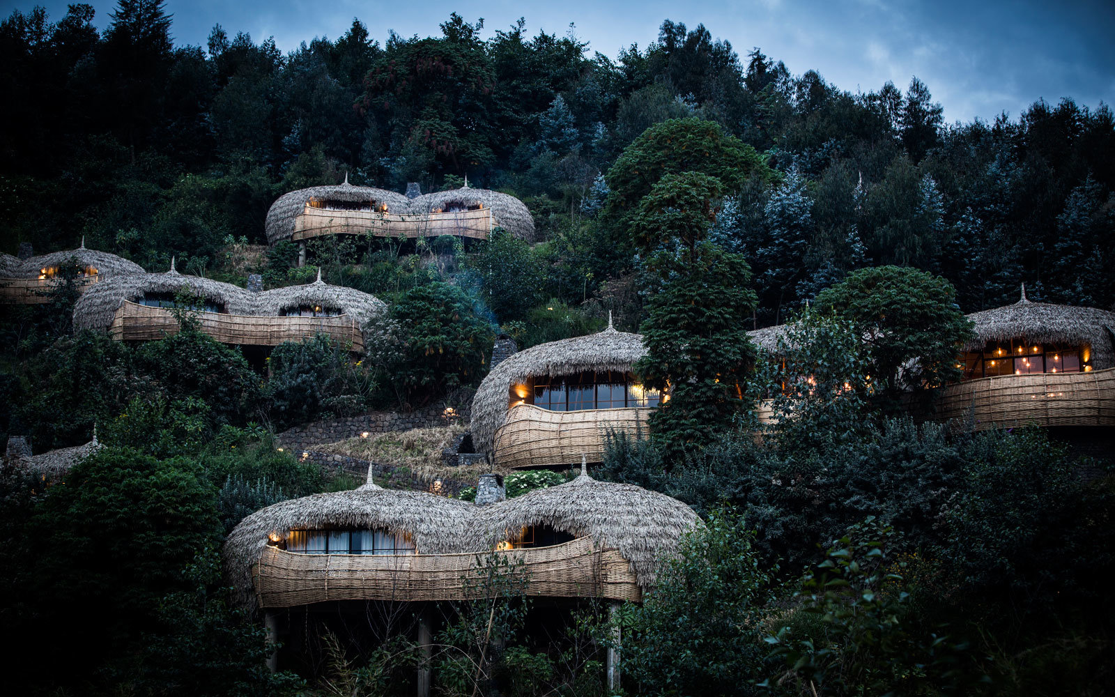 You Can Sleep In A Luxury Treehouse In The Middle Of A