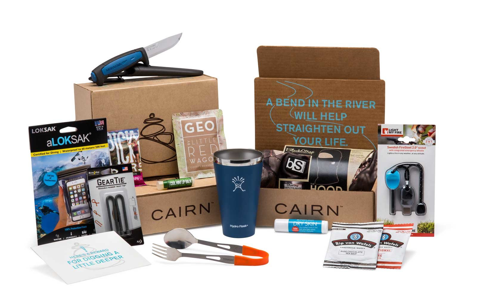 Stationary Boxes The Best Subscription Gifts For Travelers Travel Leisure