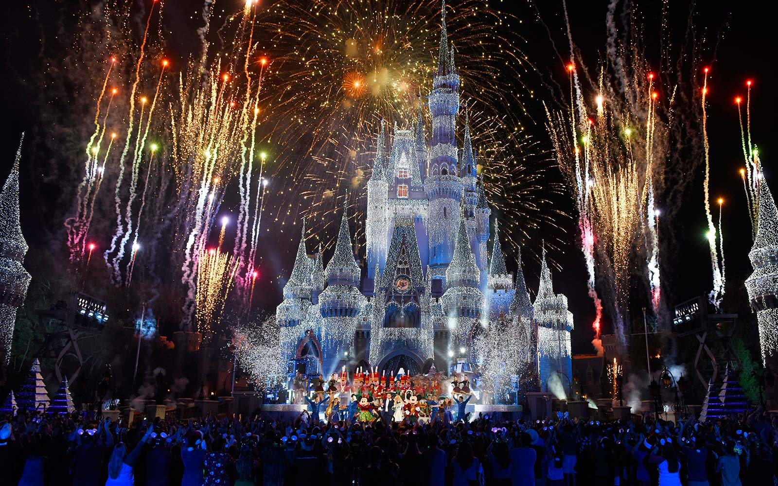 Fall Fox Wallpaper How To Have The Best New Year S Eve At Disney World And