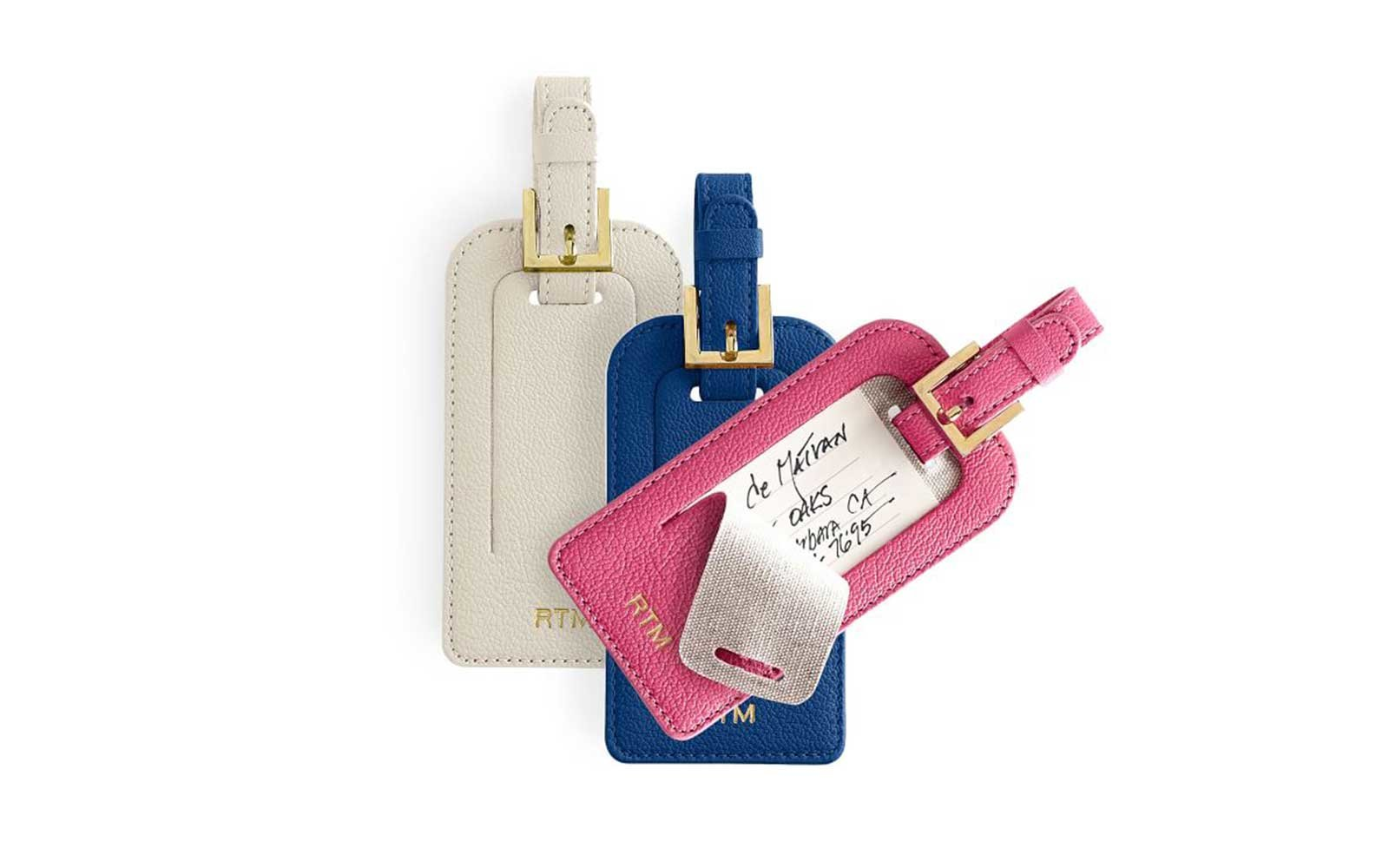 18 Luggage Tags Fancier Than the Paper One You Got for Free at the Airport | Travel + Leisure