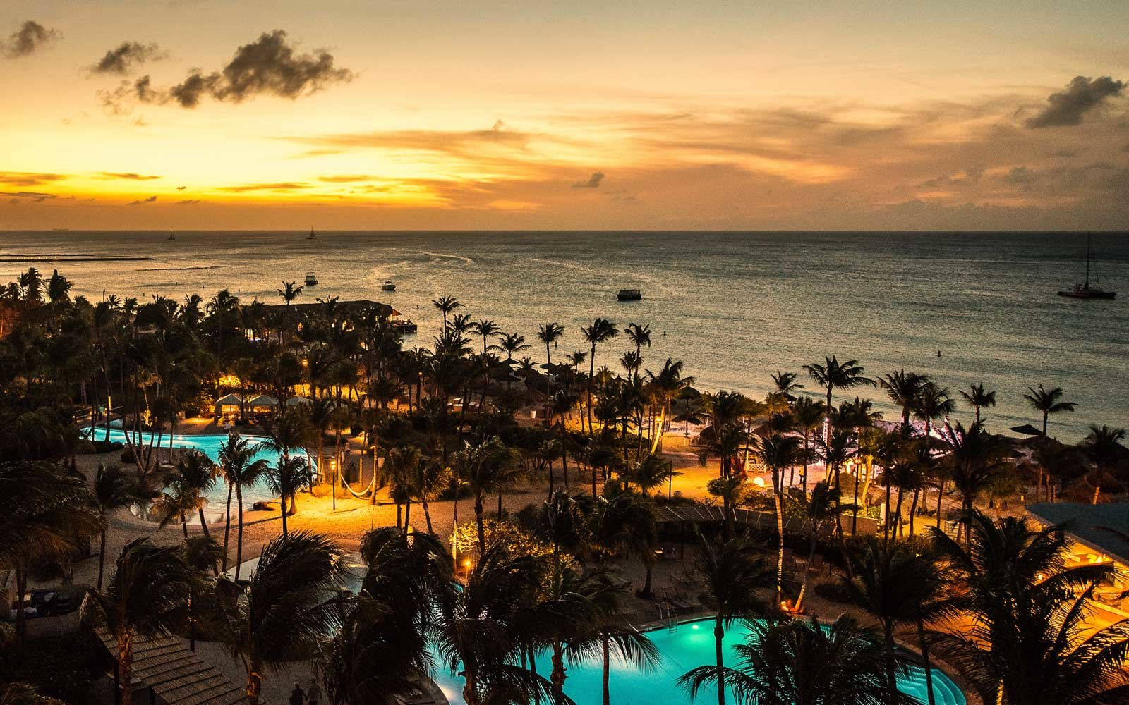 Vacation Travel Package Deals Save 33% Off Stays At Hilton Aruba Caribbean Resort