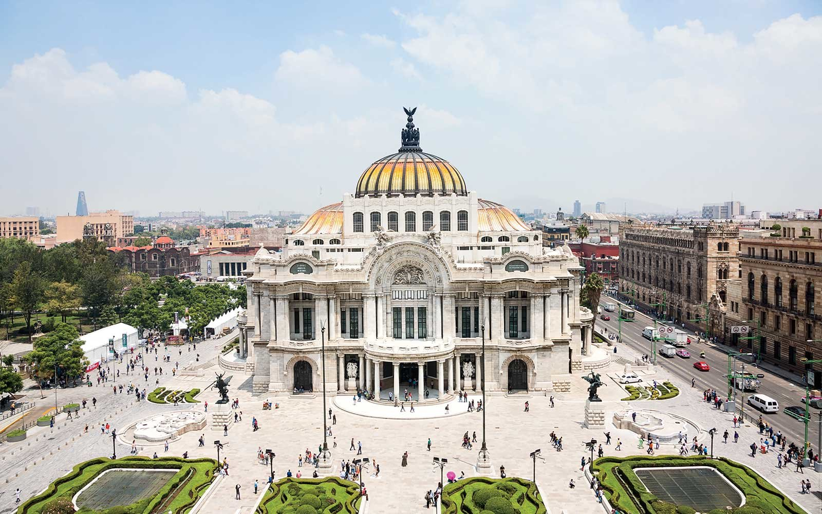 Arte Moderno Translation The Essential Neighborhood Guide To Mexico City Travel Leisure