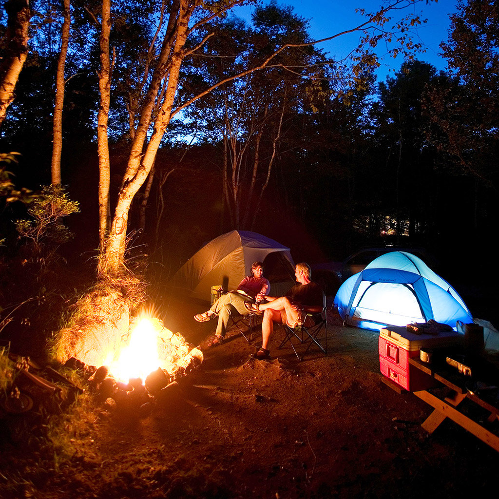 Fall In Nyc Wallpaper Best Places To Camp In Maine Travel Leisure