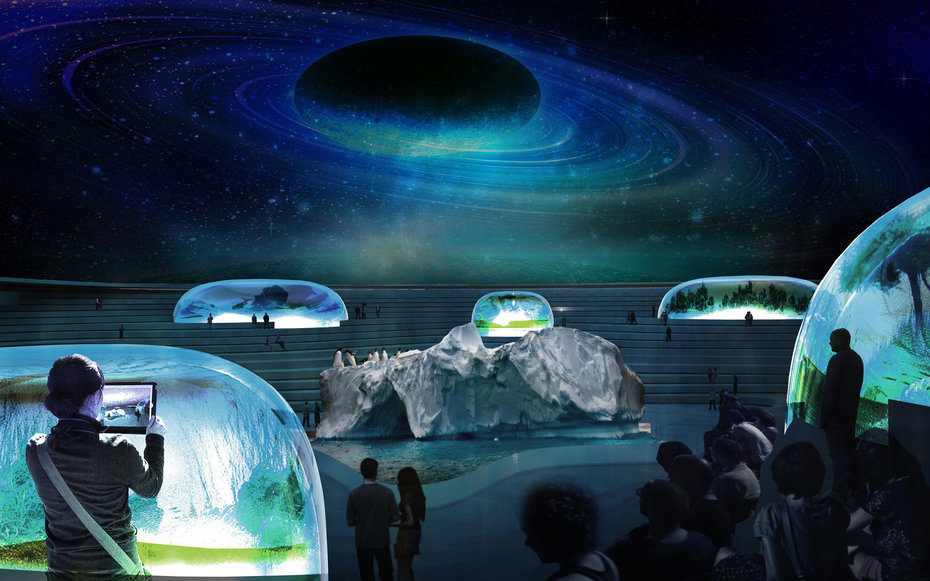 Roof Jet Could An Underwater Aquarium Be Coming To New York City