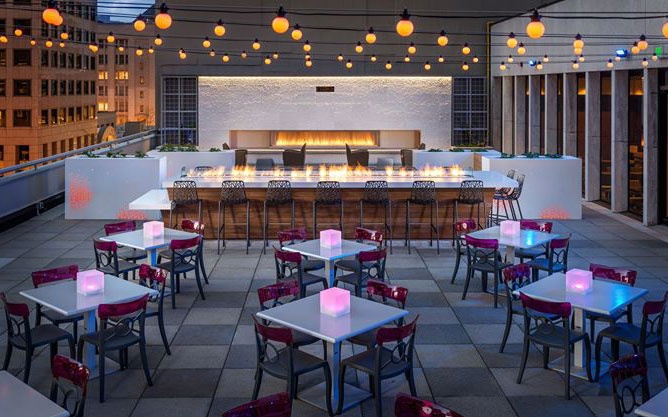 America'S Coolest Rooftop Bars | Travel + Leisure