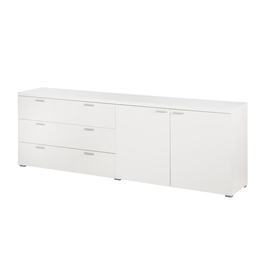 Sideboard Creme Matt Sideboard Highlife Weiß Creme Sideboard Highlife Weiß