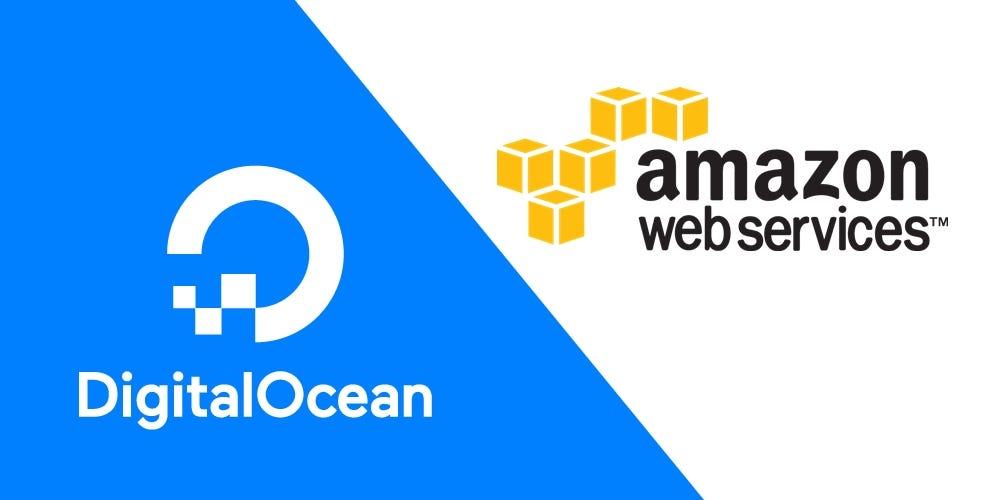 AWS vs DigitalOcean Which Cloud Server is Better \u2013 Hacker Noon - aws