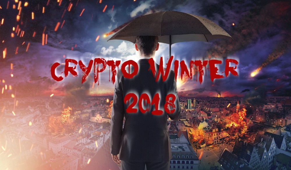 Blockchain  Crypto 2018 - A Year in Retrospect  A Look At What\u0027s