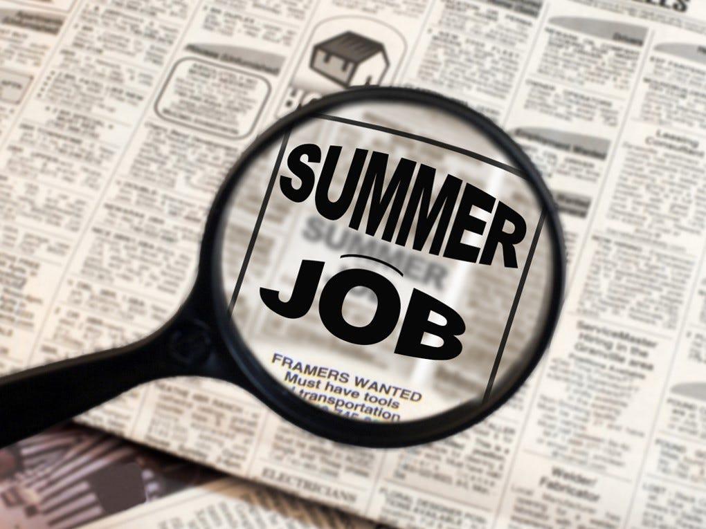 Landing a Job this Summer Vacation \u2013 Leopard Cents \u2013 Medium