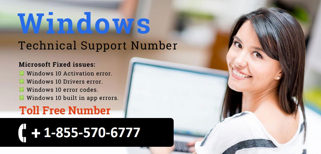 Windows Support 8555706777-Windows Technical Support