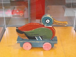 Small Of The Wooden Duck