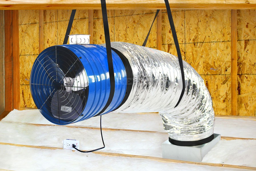Benefits of Installing a Whole House Fan \u2013 Absolute Electrical \u2013 Medium