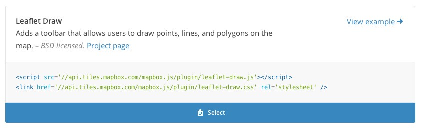 Extend your maps with Mapboxjs plugins \u2013 Points of interest