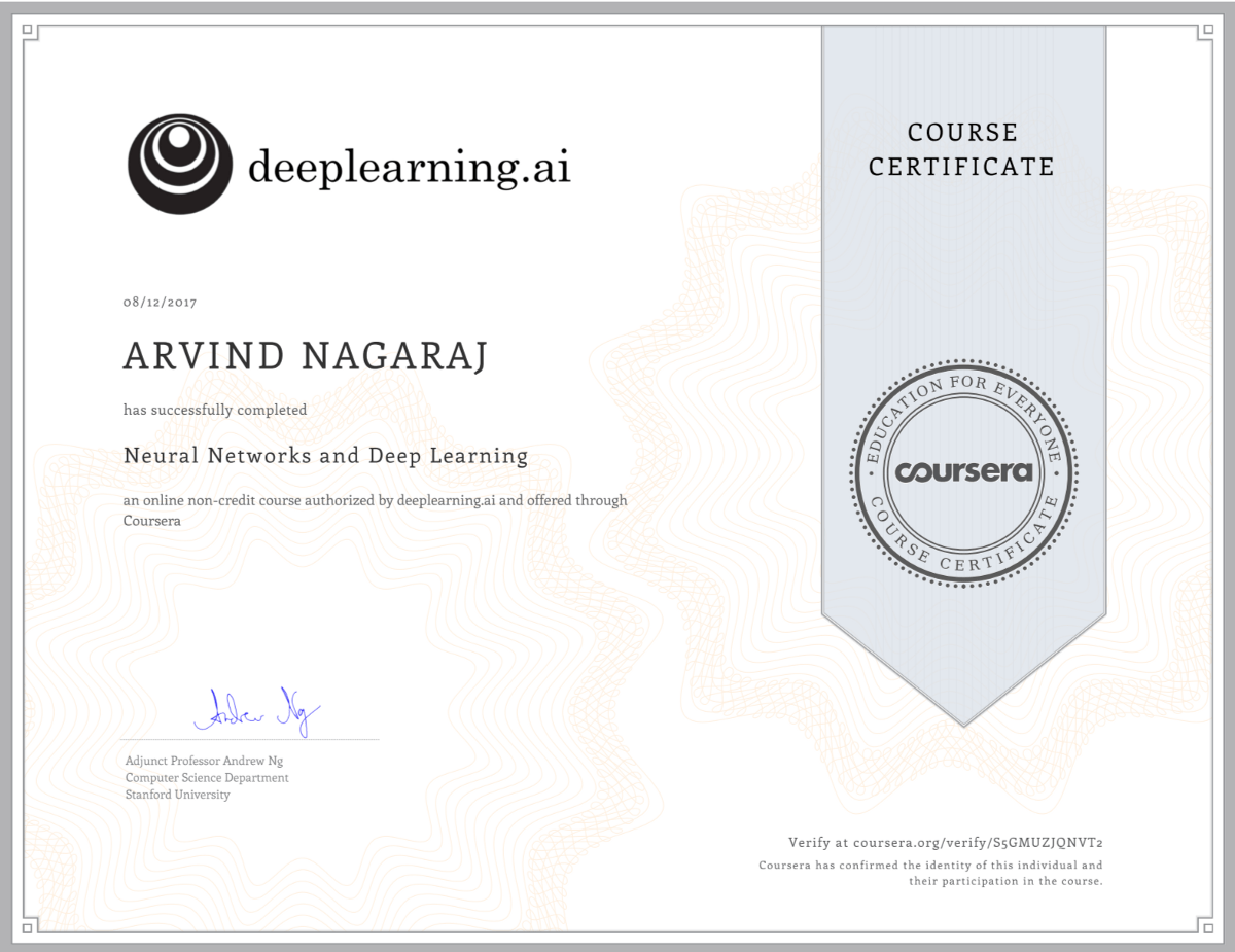 Dl Naar Ml Thoughts After Taking The Deeplearning Ai Courses Towards Data