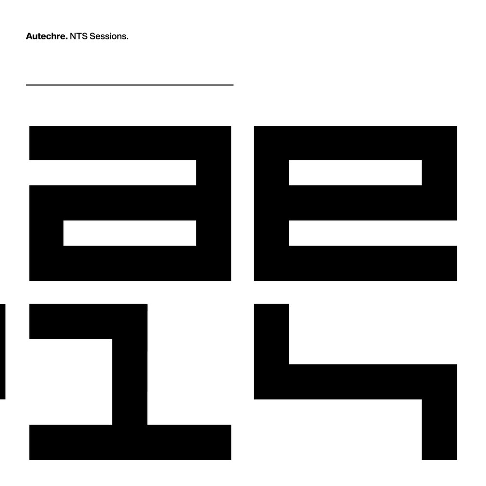 Electronica Medium Font A Terrifying And Awe Induced Display Of Electronica Autechre Nts