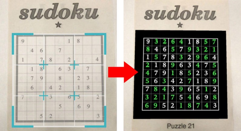 Why we built Magic Sudoku, the ARKit Sudoku Solver \u2013 Brad Dwyer \u2013 Medium