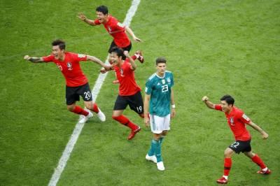 Korea vs. Germany: Seeing Korea Upset A European Power, Again