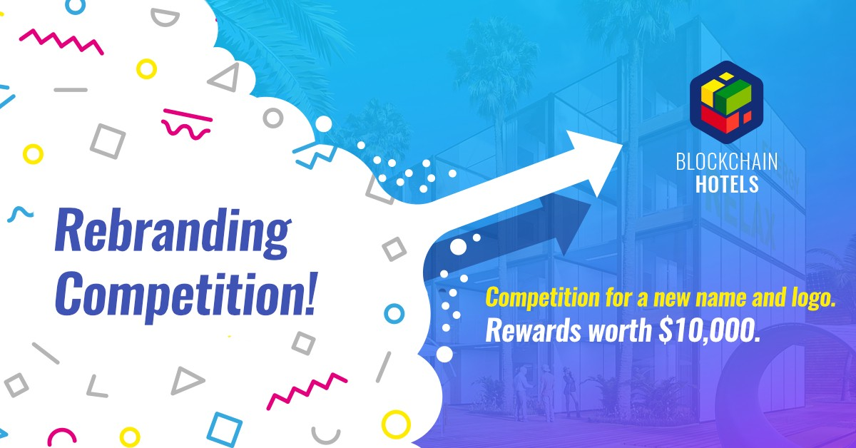 Competition for a new name and logo/symbol Rewards worth $10,000