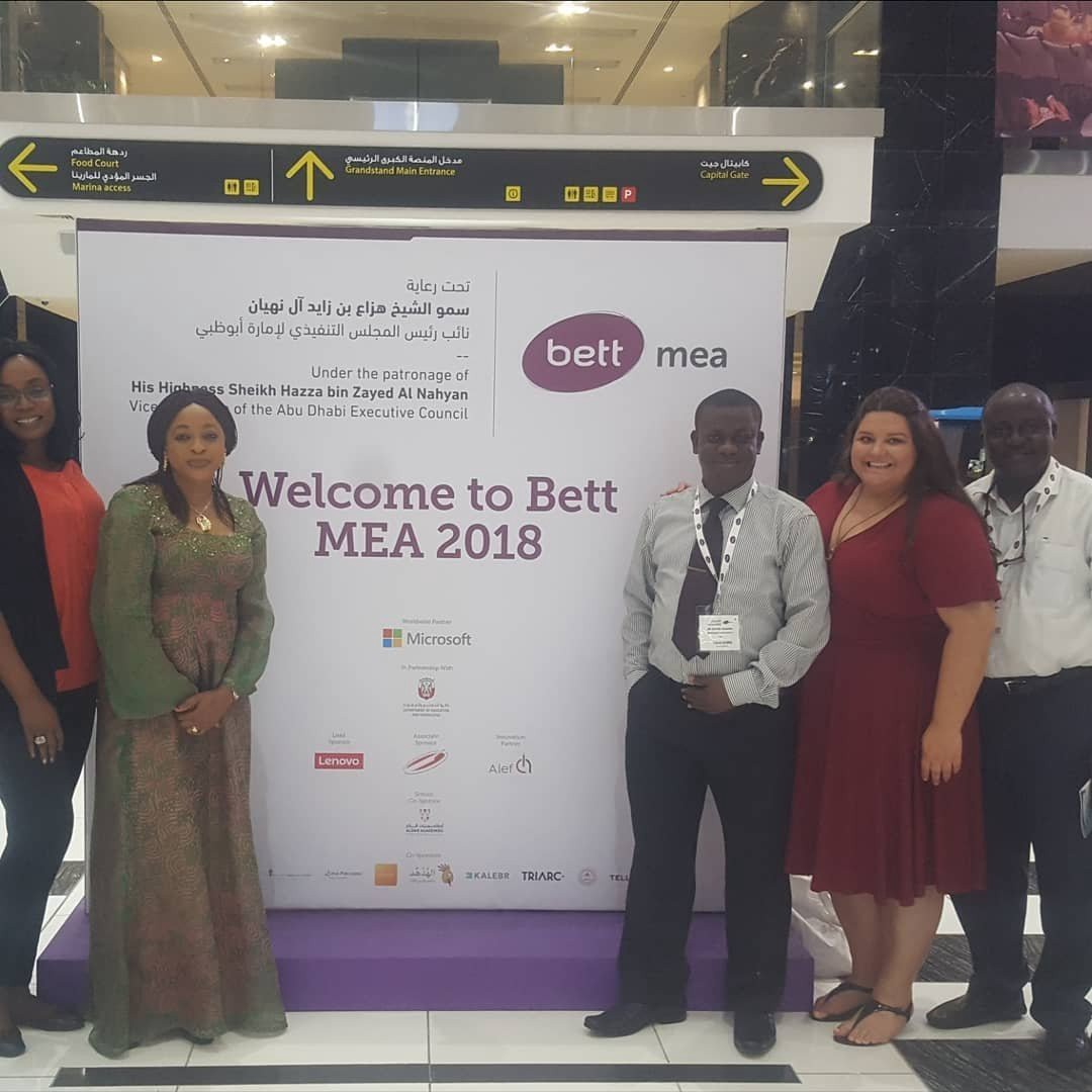 Industrial Bett Bett Mea 2018 Educating For Success In The 4th Industrial Revolution