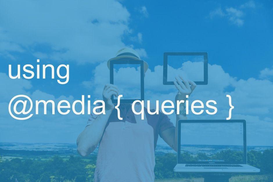 Media Queries \u2013 Beginner\u0027s Guide to Mobile Web Development \u2013 Medium