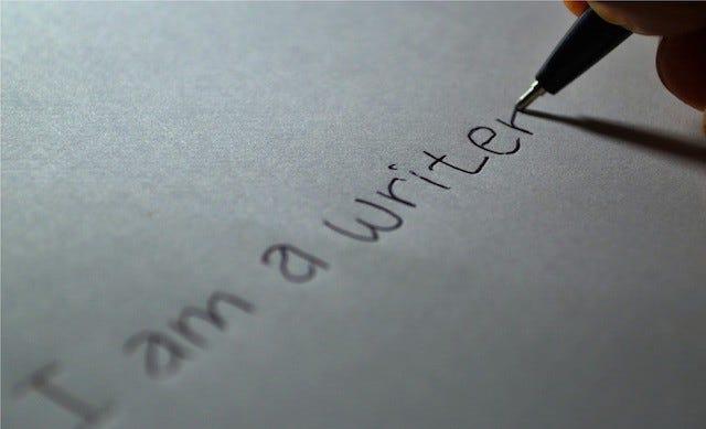 On Writing \u2013 Go Into The Story
