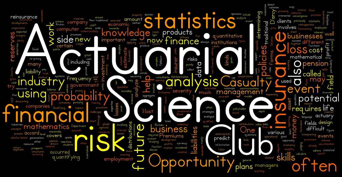 So You Want To Study Actuarial Science \u2013 Hazel Apondi \u2013 Medium