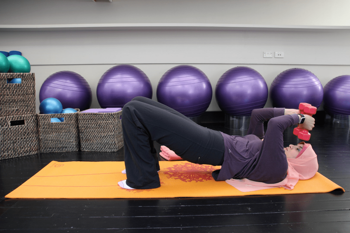 3 Essential Mat Exercises To Manage Your Prolapse Heba