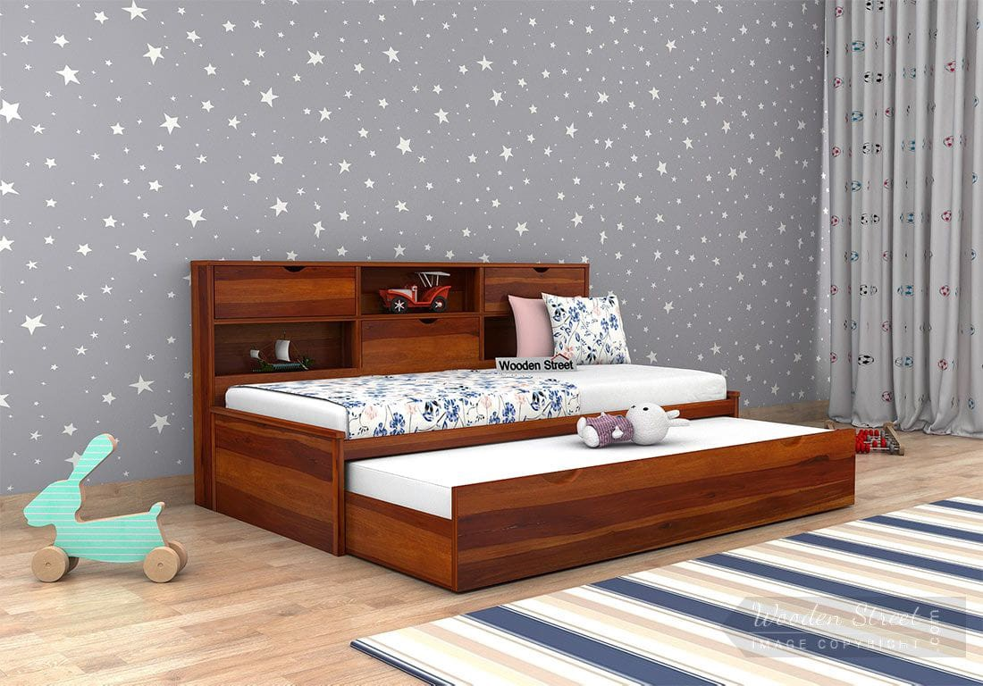 Discount Trundle Beds Cheap Trundle Beds With Storage And Without Wooden Street