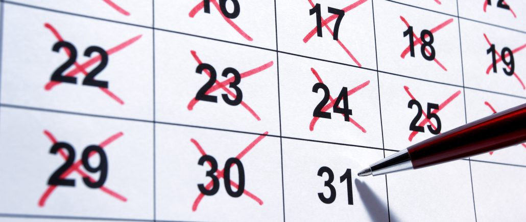 Calendar Year End Prep Finish the year strong with the help of