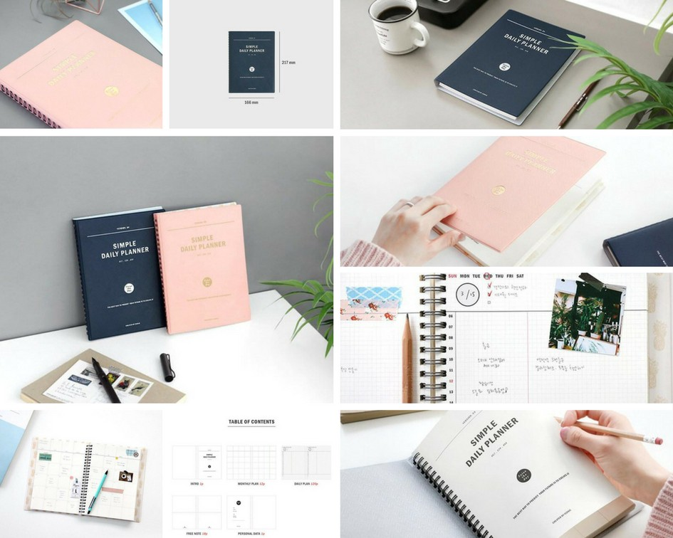 The 5 BEST Journals  Diaries for 2018 For real \u2013 THE Co \u2013 Medium