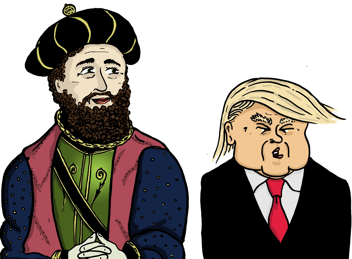 And Vasco Da Gama Donald Trump Vs Vasco Da Gama A Meditation On Ignorance And Hot