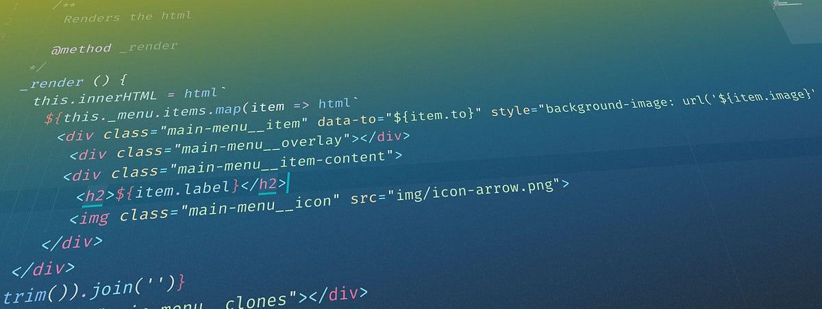 Frameworkless JavaScript Template Literals \u2014 the best thing since