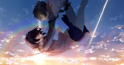 'Your Name.' Is the Ultimate Missed Connections Movie